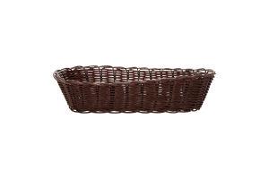 Корзина Eat&Drink плетеная коричневая D-07