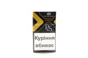 Сигареты Parker&Simpson C-Line Black 20шт