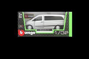 Автомодель Bburago MERCEDES-BENZ VITO, 1:32 (в ассорт.)