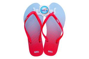 Тапочки-в'єтнамки пляжні жіночі Biti'S №21111-Е 36-41