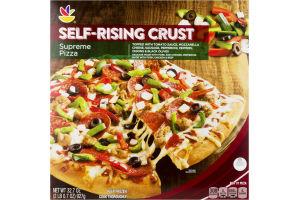 Ahold Self-Rising Crust Pizza Supreme