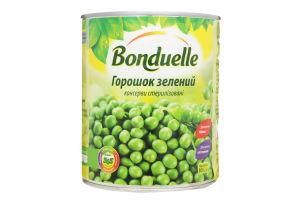Горошек зеленый Bonduelle ж/б 800г
