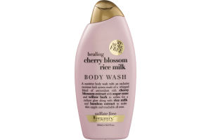 Organix Healing Cherry Blossom Rice Milk Body Wash 16.9 FL OZ