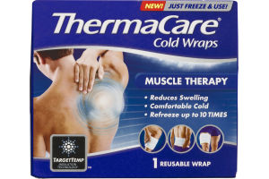 ThermaCare Cold Wraps Muscle Therapy - 1 CT