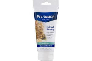 Pet Armor For Cats Hairball Remedy Fish Flavor