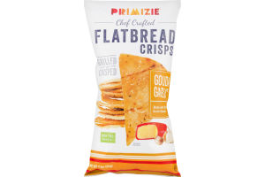 Primizie Thick Cut Crispbreads Gouda & Garlic
