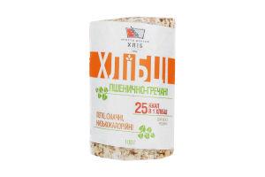 Хлебцы пшенично-гречневые Просто Добрий Хліб м/у 100г