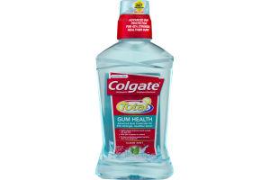 Colgate Total Gum Health Mouthwash Clean Mint