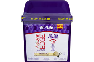 EAS Advant Edge Protein Powder Creamy Vanilla