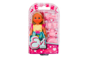 Лялька для дітей від 3-х років №4830 Evi love Simba 1шт