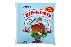 Био-кефир 0% Молочна веселка м/у 500г