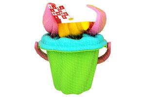 Набір пісочний для дітей від 3 років Хвиля Numo toys 1шт