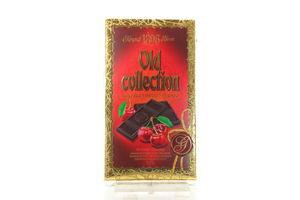 Шоколад горький с лесным орехом Old collection ХБФ к/у 200г