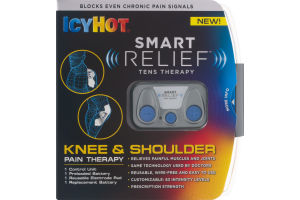 Icy Hot Smart Relief Tens Therapy Knee & Shoulder Pain Therapy