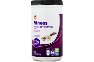 Ahold Fitness Vanilla Whey & Soy Protein