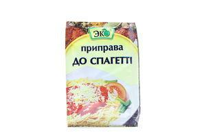 Приправа Эко для спагетти 20г