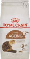 Корм сухий для котів повнораціонний збалансований для зрілих котів від 12років Ageing Royal Canin м/у 2 кг
