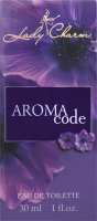 Lady Charm Aroma Code т/вода жіночa 30мл