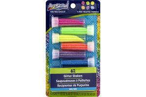 ArtSkills Glitter Shakers Neon - 6 CT