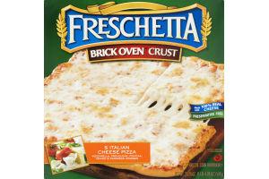 Freschetta Brick Oven Crust Pizza 5 Italian Cheese