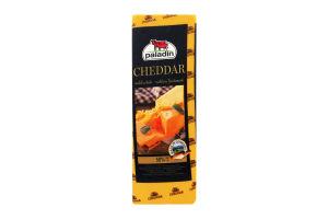 Сир 50% червоний Чеддер Grand`Or кг