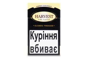 Сигарети з фільтром Harvest Sweet Coconut 20шт
