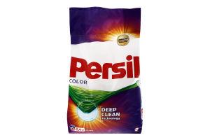Порошок стиральный Color Deep Clean Persil 2.4кг