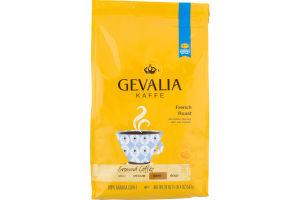 Gevalia Kaffe Ground Coffee French Roast