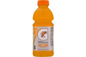 Gatorade G Series Thirst Quencher Orange