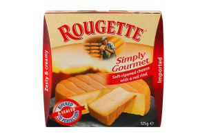 Сир 60% м'який Rougette Kaserei Champignon к/у 125г