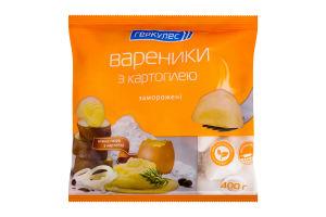 Вареники с картофелем Геркулес м/у 400г