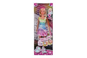 Лялька для дітей від 3років №5733464 Fun Tatoo Steffi love Simba 1шт