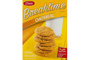 Dare Breaktime Oatmeal Cookies