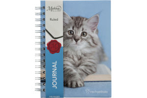 Markings Ruled Journal Rachaelhale - 192 Pages