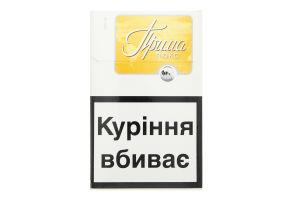 Сигареты Прима Люкс №4 20шт
