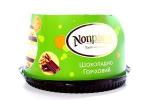 Торт шоколадно ореховый Nonpareil 0,5кг