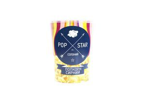 Попкорн со вкусом сыра Pop Star 25г