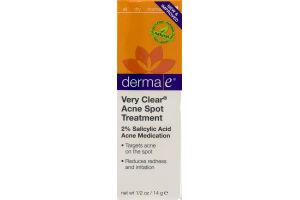Derma E Very Clear Acne Spot Treatment