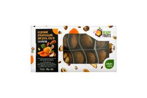 Орехи кедровый бразильский миндаль кешью с курагой Полезное удовольствие Ready Fruits к/у 170г