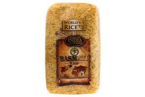 Рис Басмати World's Rice м/у 1000г