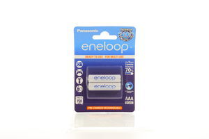 Аккумулятор Eneloop AA 750 2BP mAh NI-MH Panasonic