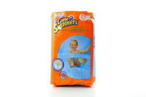 Підгузники Huggies Little Swimmers 5-6 12-18кг 11шт x8