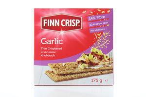 Сухарики со вкусом чеснока Finn Crisp к/у 175г