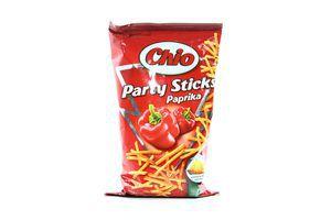 Соломка картофельная Party sticks паприка Chio 70г