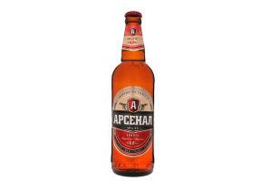 Пиво 7,4% 0,5л крепкое Арсенал с/б