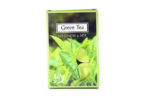 Свечи-таблетки ароматические р15 Зеленый чай Wellness&SPA Bispol 6шт