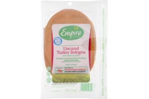 Empire Kosher Uncured Turkey Bologna