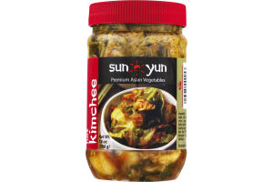 Sun Yun Hot Kimchee
