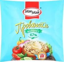 Майонез 67% Провансаль Макмай м/у 170г