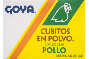 Goya Chicken Bouillon Powdered